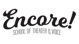 Encore Logo Just Type White Background